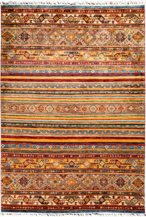Solo Rugs Tribal M1898-248  Area Rug