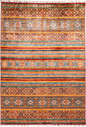 Solo Rugs Tribal M1898-250  Area Rug