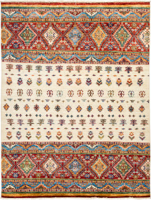 Solo Rugs Tribal M1898-262  Area Rug