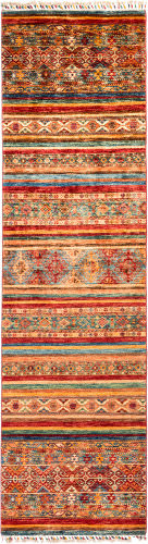 Solo Rugs Tribal M1898-293  Area Rug