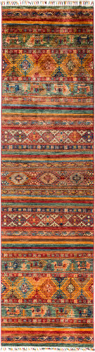 Solo Rugs Tribal M1898-296  Area Rug