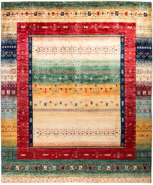 Solo Rugs Tribal M1898-351  Area Rug