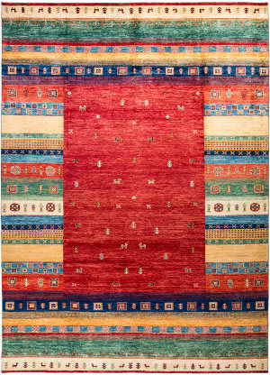 Solo Rugs Tribal M1898-354  Area Rug