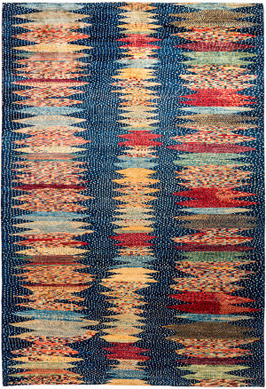 Solo Rugs Tribal M1898-360  Area Rug