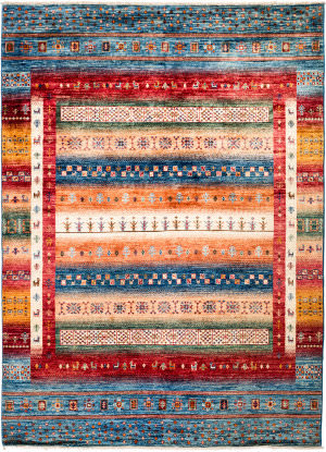 Solo Rugs Tribal M1898-368  Area Rug