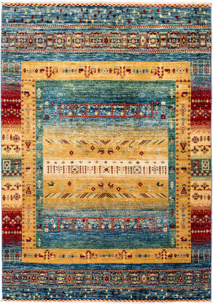 Solo Rugs Tribal M1898-371  Area Rug