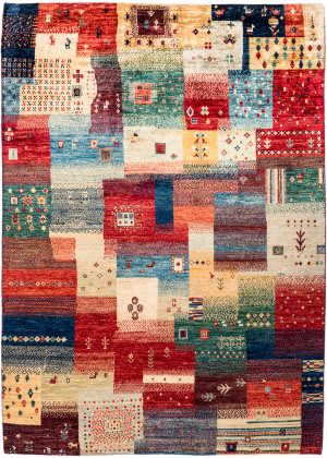 Solo Rugs Tribal M1898-372  Area Rug
