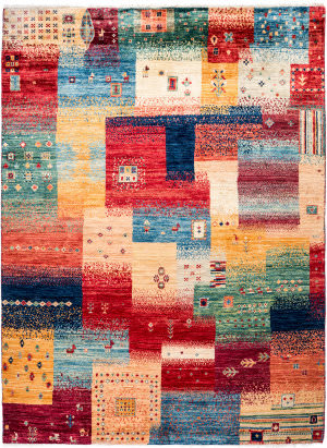 Solo Rugs Tribal M1898-386  Area Rug