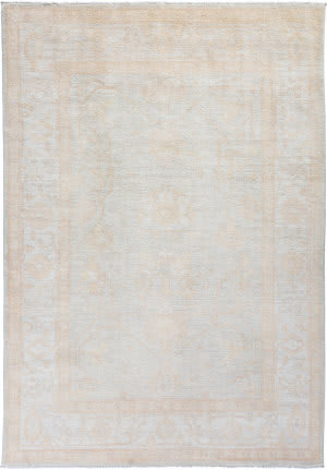 Solo Rugs Silky Oushak M1898-68  Area Rug