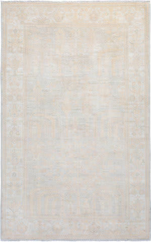 Solo Rugs Silky Oushak M1898-80  Area Rug