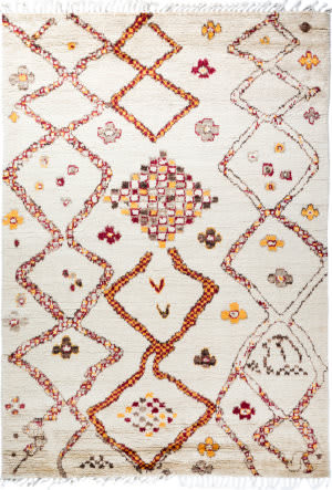 Solo Rugs Moroccan M1900-157  Area Rug