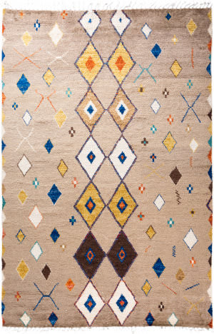Solo Rugs Moroccan M1900-171  Area Rug