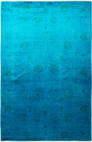 Solo Rugs Vibrance M1900-302  Area Rug