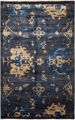 Solo Rugs Eclectic M1900-57  Area Rug