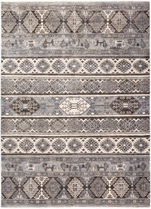 Solo Rugs African M1900-92  Area Rug
