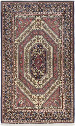 Solo Rugs Ghoum  4'3'' x 7' Rug