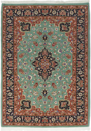 Solo Rugs Ghoum M5605-24412  Area Rug