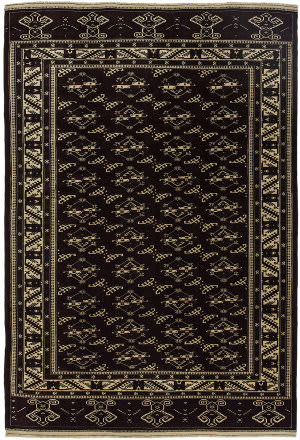 Solo Rugs Yalameh M5675-33238  Area Rug