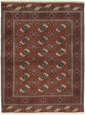 Solo Rugs Torkaman M5735-9414  Area Rug