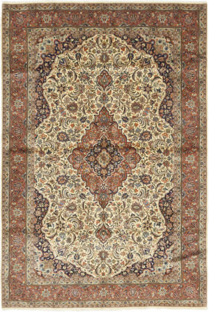 Solo Rugs Balouch M5955-332  Area Rug