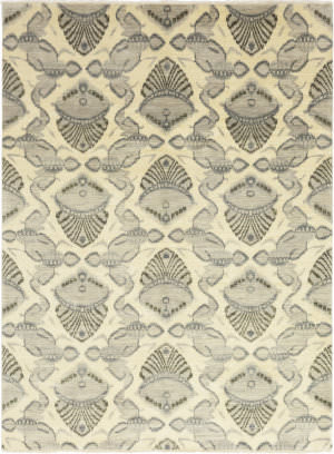 Solo Rugs Ikat M6002-14  Area Rug