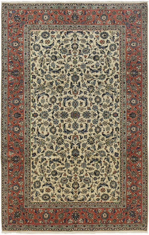 Solo Rugs Yalameh M6005-11428  Area Rug