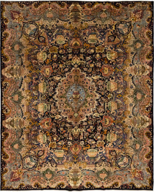 Solo Rugs Kashmar M6085-21927  Area Rug