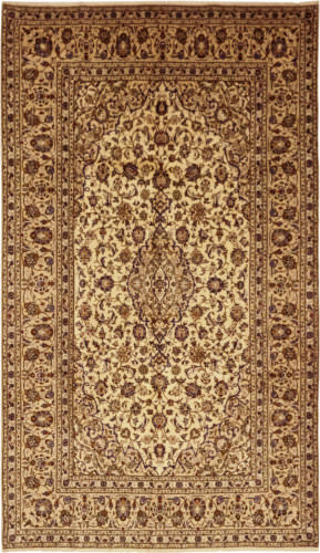 Solo Rugs Kashan M6085-21958  Area Rug