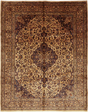 Solo Rugs Kashmar M6085-21977  Area Rug