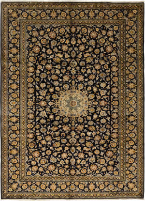 Solo Rugs Kashan M6085-22013  Area Rug