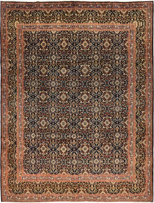 Solo Rugs Mood M6085-22014  Area Rug