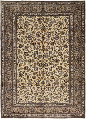 Solo Rugs Kashan M6085-22025  Area Rug