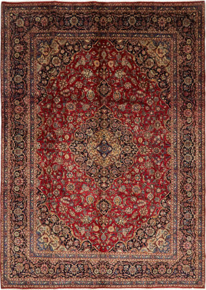 Solo Rugs Kashmar M6085-22032  Area Rug