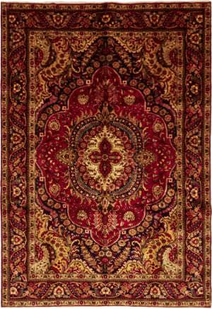 Solo Rugs Tabriz M6085-22036  Area Rug