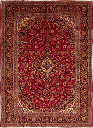 Solo Rugs Kashan M6085-22080  Area Rug