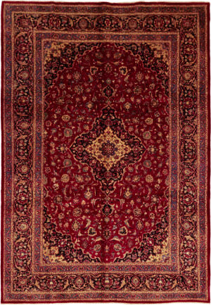 Solo Rugs Kashmar M6085-22106  Area Rug