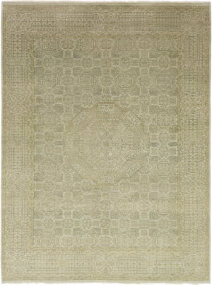 Solo Rugs Modern M6137-5  Area Rug