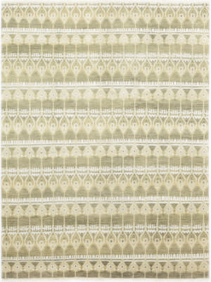 Solo Rugs Ikat M6248-24  Area Rug