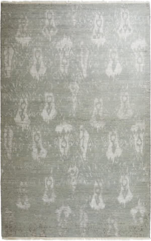 Solo Rugs Ikat M6511-24  Area Rug