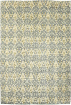 Solo Rugs Ikat M6593-1  Area Rug