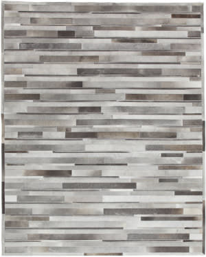 Solo Rugs Cowhide 176437  Area Rug