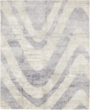 Solo Rugs Modern M6824-18  Area Rug