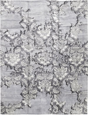 Solo Rugs Modern M6958-44  Area Rug