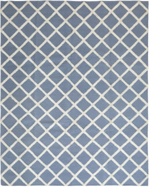 Solo Rugs Flatweave M7142-54  Area Rug