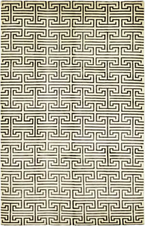 Solo Rugs Modern M7484-83  Area Rug