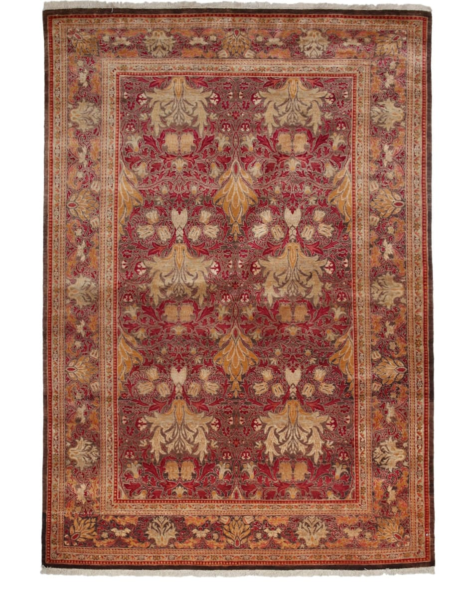 Solo Rugs Arts And Crafts 176244 Area Rug 176244