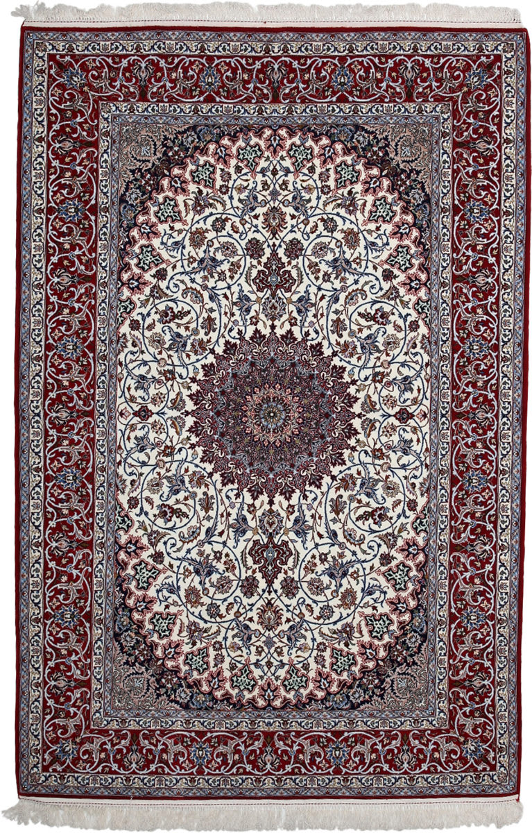 Solo Rugs Isfahan 177053 | Rug Studio