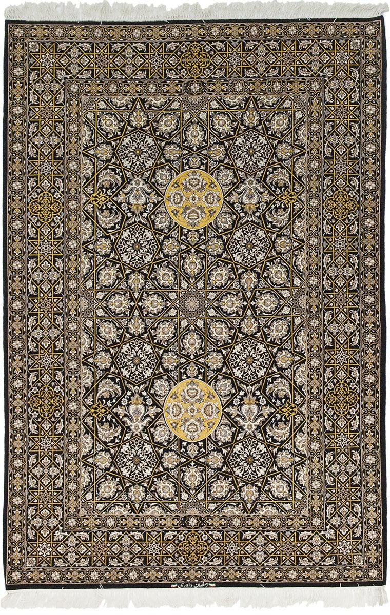 Solo Rugs Isfahan M5990-7850 | Rug Studio