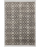 Solo Rugs Grit and Ground Buckingham Silver Area Rug