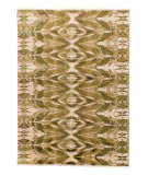 Solo Rugs Grit and Ground Cosmic Glow Vintage Green Area Rug